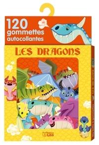 Emmanuelle Colin - Les dragons.