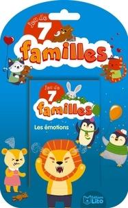 Elsa Martins - Les émotions - Jeu de 7 familles.