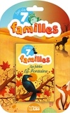 Leïla Brient - Les Fables de La Fontaine - Jeux de 7 familles.