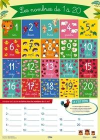 Marzia Giordano - Les nombres de 1 à 20.