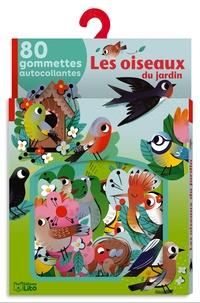 Edita Hajdu - Les oiseaux du jardin - 80 gommettes autocollantes.