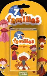 Lili la Baleine - Les pays - Jeu de 7 familles.