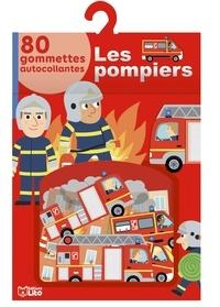 Jean-Sébastien Deheeger - Les pompiers - 80 gommettes autocollantes.