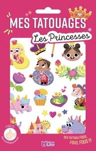 Lito - Les princesses - 50 tattoos.