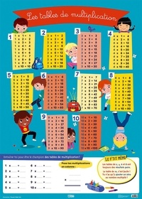 Rozenn Follio-Vrel - Les tables de multiplication.
