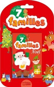 Maria Neradova - Noël - Jeu de 7 familles.