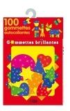 Lito - Gommettes brillantes - 100 gommettes autocollantes.