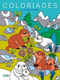 Lito - Grands coloriages montagne.