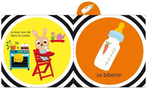 Imagier de Petit Lapin. A la maison