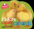 Lito - J'adore les bébés canards.