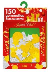 Lito - Joyeux Noël ! - 150 gommettes autocollantes.