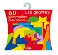 Lito - Les géantes - Avec 60 gommettes autocollantes.