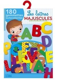 Lito - Les lettres majuscules - 200 gommettes autocollantes.