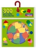 Lito - Sachet 300 gommettes autocollantes maternelle.