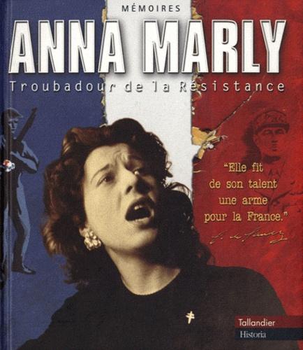 Little big man - Anna Marly - Mémoires. 1 CD audio