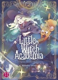 Keisuke Sato - Little Witch Academia T02.