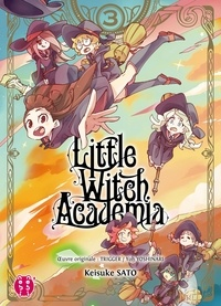 Keisuke Sato - Little Witch Academia T03.