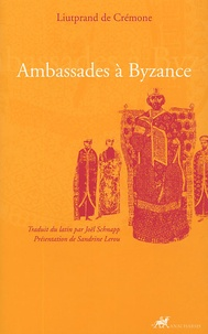 Histoiresdenlire.be Ambassades à Byzance Image