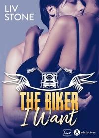 Liv Stone - The Biker I want (teaser).