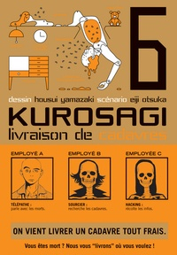 Housui Yamazaki - Livraison de Cadavres.