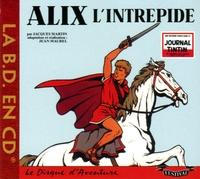 Jacques Martin - Alix l'intrépide - CD audio.