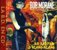 Henri Vernes - Bob Morane  : Un parfum d'ylang-ylang - 2 CD audio.