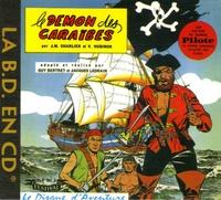 Jean-Michel Charlier et Victor Hubinon - Le Démon des Caraïbes - CD audio.