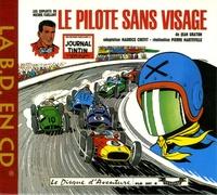 Jean Graton - Le pilote sans visage - CD audio.