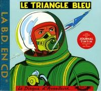 Albert Weinberg - Le Triangle bleu - CD audio.
