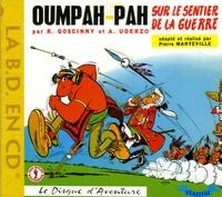 René Goscinny et Albert Uderzo - Oumpah-Pah sur le sentier de la guerre - CD audio.