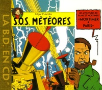 Edgar Pierre Jacobs - SOS Météores - 3 CD audio.