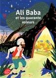 Livre de poche Jeunesse - Ali Baba et les 40 voleurs.