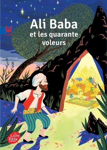 Ali Baba Et Les 40 Voleurs Livre