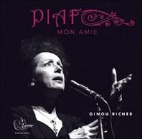 Ginou Richer - Piaf, mon amie - CD audio MP3.