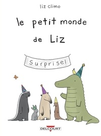 Liz Climo - Le Petit Monde de Liz T01.