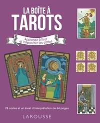 Liz Dean - La boîte à tarots - Apprenez à tirer et interpréter les cartes. Avec un jeu de Tarot de 78 cartes.