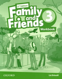 Deedr.fr Family and Friends 3 - Workbook Image