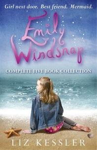 Liz Kessler - Emily Windsnap Complete Five Book Collection - Books 1-5.