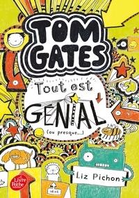 Liz Pichon - Tom Gates Tome 3 : .