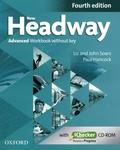 Liz Soars et John Soars - New Headway Advanced Workbook without Key - With iChecker CD-ROM. 1 Cédérom