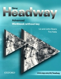 Liz Soars et John Soars - New Headway Advanced - Workbook without key.