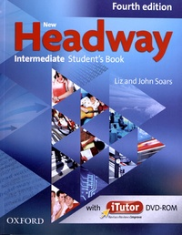 Liz Soars et John Soars - New Headway Intermediate - Student's Book. 1 DVD
