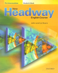 Liz Soars - New Headway Pre-Intermediate Edition 2000 - Student Book.