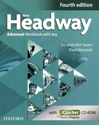 Accentsonline.fr New Headway - Advanced Book with Key Image