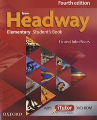 Liz Soars - New Headway - Elementary Student's Book.