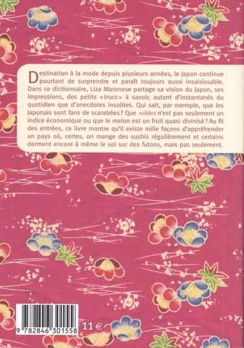 Dictionnaire insolite du Japon 3e édition