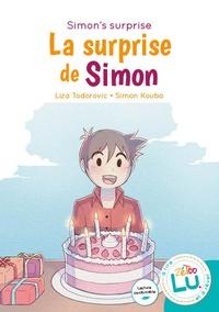 Liza Todorovic et Simon Kouba - La surprise de Simon - Simon's surprise.