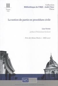 Alixetmika.fr La notion de partie en procédure civile Image