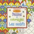 Lizzie Barber et Keith Furnival - Dessins et coloriages - Les motifs.