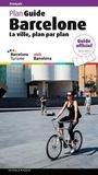 Llàtzer Moix et Josep Liz - Plan Guide Barcelone - La ville plan par plan.